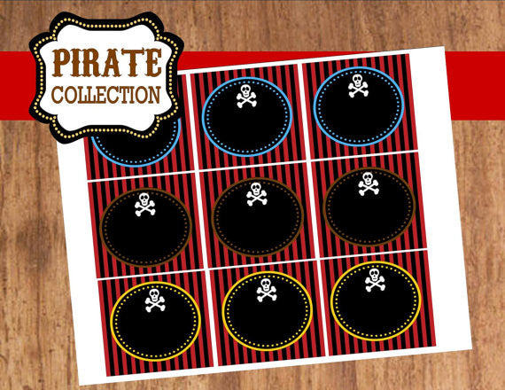PIRATE Birthday Party - Pirate FOOD - Pirate Party - Ship