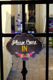 CHALK BOARD SIGNS- Chalkboard Sign- Wedding Sign- Chalk Signs