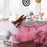 PARIS Birthday Party- CENTERPIECES- Paris Party- Poodle