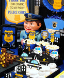 POLICE Party - Police SIGN - Police Birthday-Police
