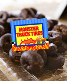 MONSTER Truck Party- Monster Truck SIGN- Truck Party