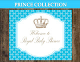 Prince Party - Royal Prince Party - Royal BABY SHOWER