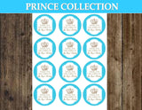 Royal BABY SHOWER - Prince Party - Royal Prince- BURSTS