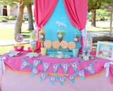 SWEET SHOPPE Party- Sweet Shop BANNER- Candy