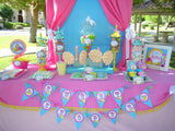 SWEET SHOPPE- INVITATION - Sweet Shop Invite - Candyland - Sweet Shop Birthday Party