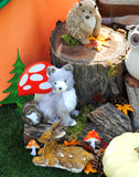 WOODLAND Party - Woodland - Woodland TOPPERS