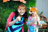 Fox Party- WOODLAND Party- Woodland Birthday- Forest Friends Party- COMPLETE COLLECTION