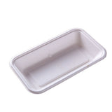 Bagasse Rectangular Fruit Tray