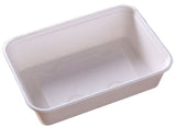 Bagasse Rectangular Mix Tray