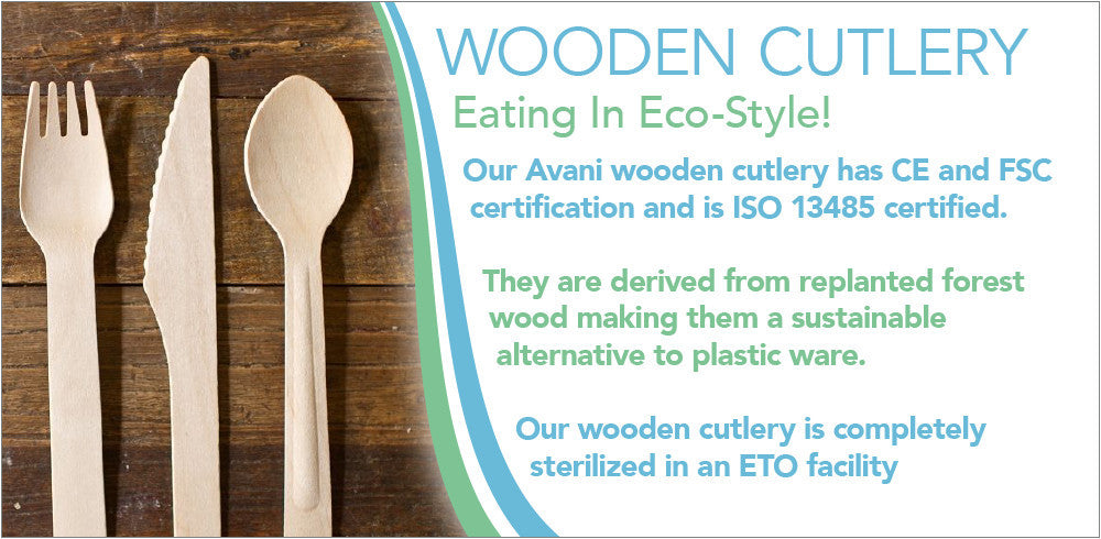 Sustainable Wooden Utensils