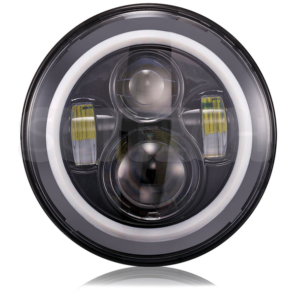 "Sui-Projector | 7"" LED Headlights, LED, SuiTech, SUITECH - SUITECH"