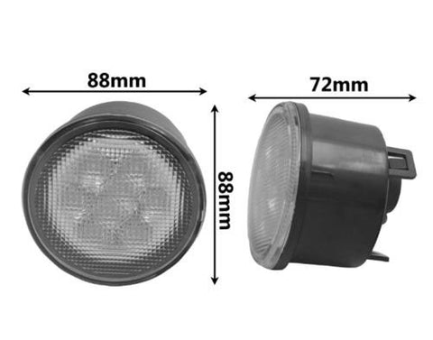 Image of  Jeep Wrangler LED Turn Signal 2007-2016 - DISCONTINUED, , SuiTech, SUITECH - SUITECH