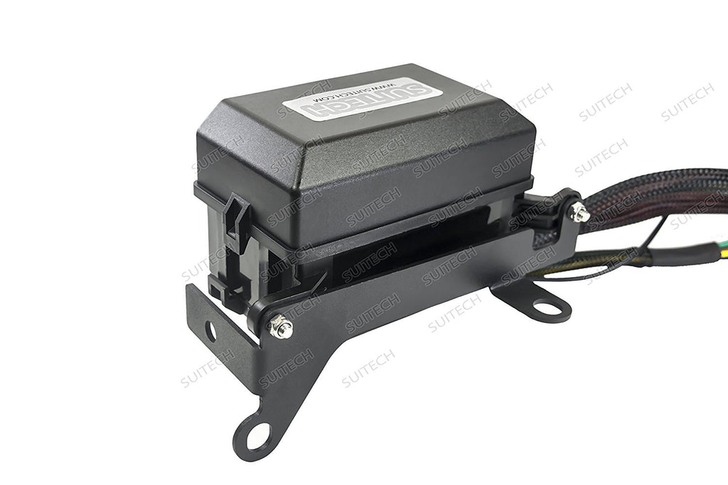 jeep wangler (jk jku) control box 4 switch electronic relay system module Fuse and Relay Panel