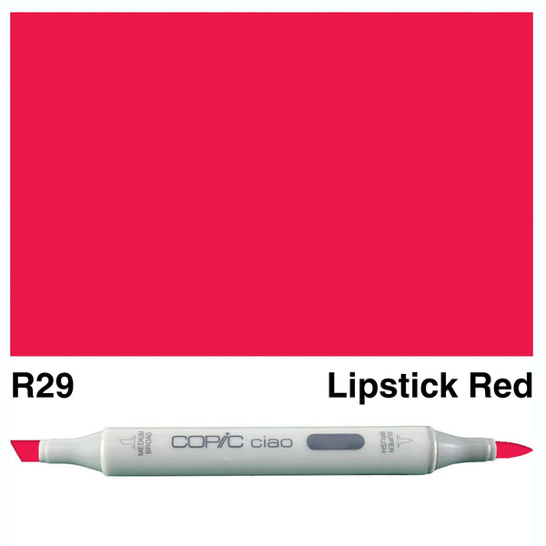 Copic Ciao R29 Lipstick Red