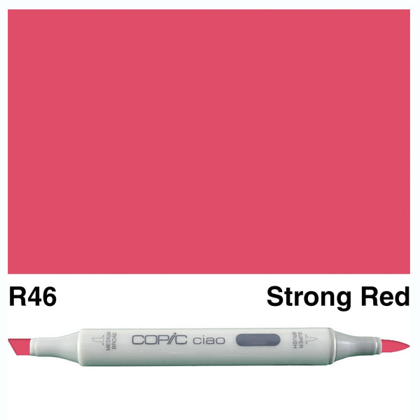 Copic Ciao R46 Strong Red