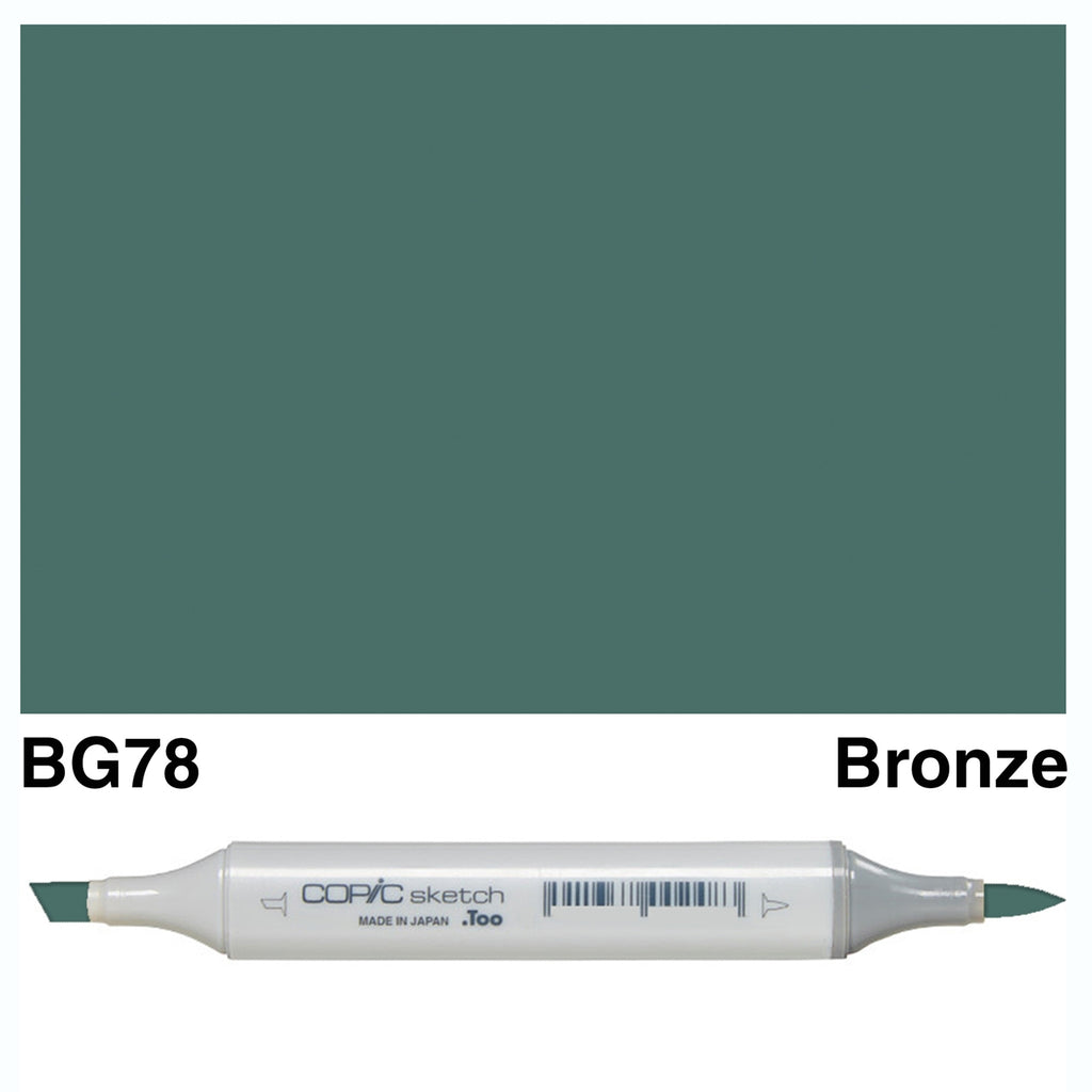 Copic Sketch BG78 Bronze