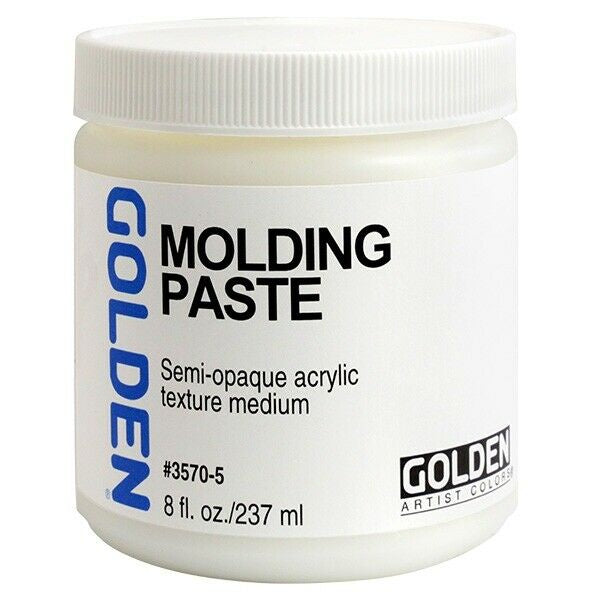 Golden -  Molding Paste - 237ml