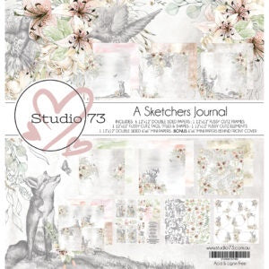 Studio 73 A Sketchers Journal Collection Pack 557365