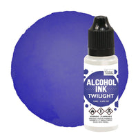 Couture Creations 12ml Indigo/Twilight Alcohol Ink CO727314