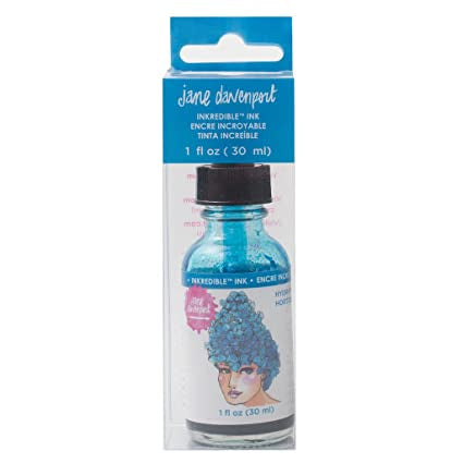 Jane Davenport Ink - Hydrangea 30ml