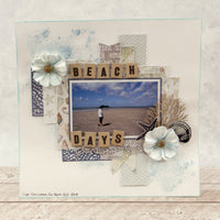 Couture Creations - Seaside & Me - Cutting Die - Branching Coral (CO726172)