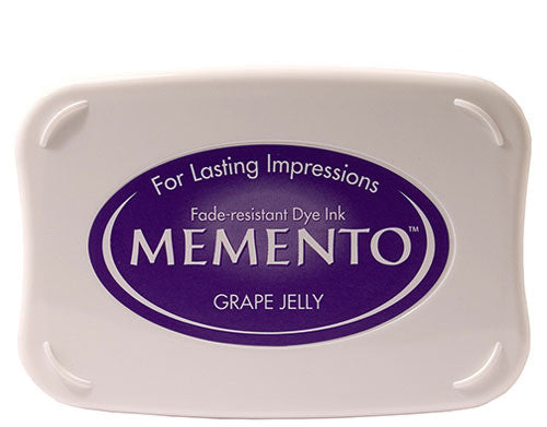 Memento Inkpad - Grape Jelly (ME-500)