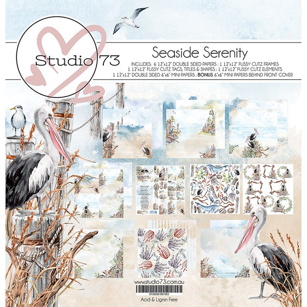 Pre-Order - Studio 73 Seaside Serenity Collection Pack 557353