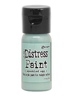 Tim Holtz Distress Flip-top Paint Speckled Egg (29ml) TDO72546
