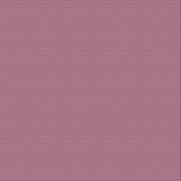 Cardstock 12 X 12 Linen 216gsm Plumberry (10 sheets) ULT200085