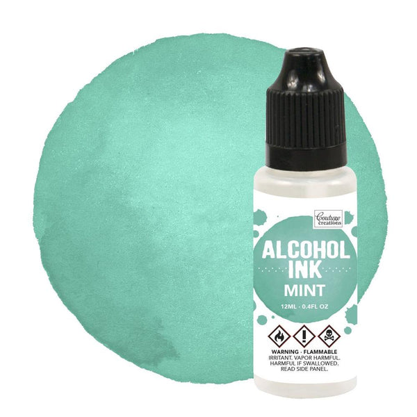 Couture Creations 12ml Pistachio/Mint Alcohol Ink CO727321