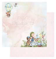 Studio 73 About A Boy Friends Indeed 12x12 d/s Patterned Paper 557314
