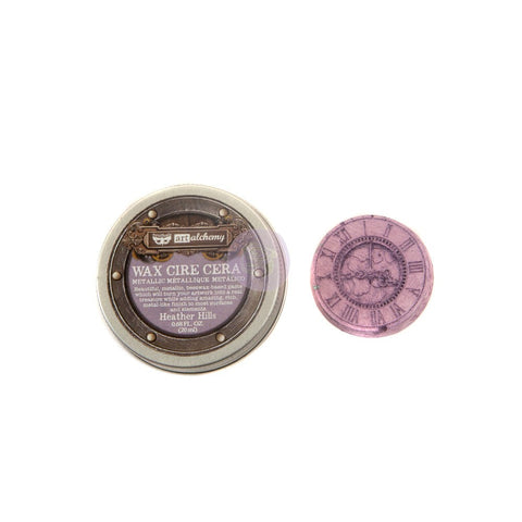 Prima - Wax - Art Alchemy - Metallique - Heather Hills (966737)