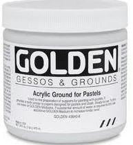 Golden - Acrylic Ground for Pastels
