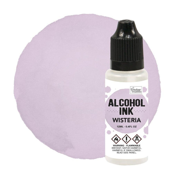 Couture Creations 12ml Pink Sherbet/Wisteria Alcohol Ink CO727320
