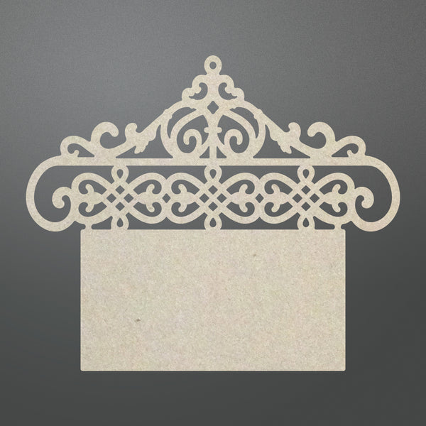 Couture Creations - Seasonal Signage Chipboard (CO725709)