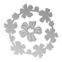 Couture Creations - Cutting Die - Le Petit Jardin - Ring Of Daisies Mini (CO725939)