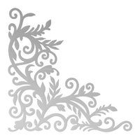 Couture Creations - Cutting Die - Le Petit Jardin - Midday Corner (CO725943)