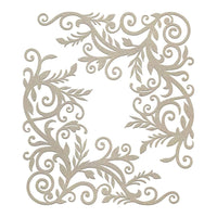 Couture Creations - Chipboard - Le Petit Jardin - Middday Corners (CO725953)
