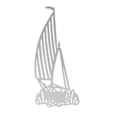 Couture Creations - Seaside & Me - Cutting Die - Sail Boat (CO726173)
