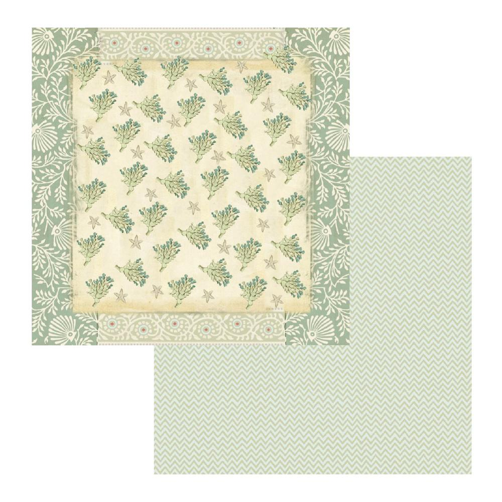 Couture Creations - Seaside & Me - Pattern Paper 06 (CO726199)