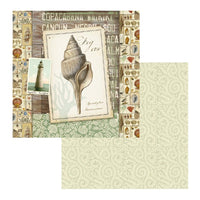Couture Creations - Seaside & Me - Pattern Paper 07 (CO726200)