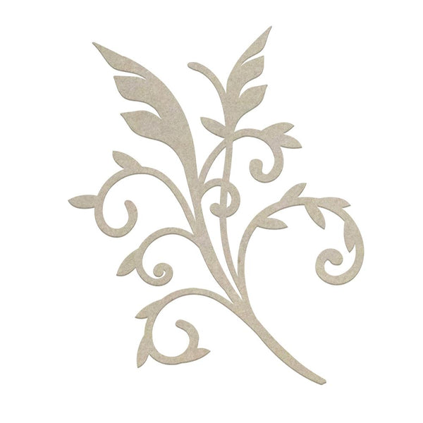 Couture Creations - Gentleman's Emporium - Chipboard - Gentlemans Flourish (CO726865)