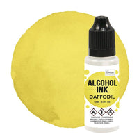 Couture Creations 12ml Lemonade/Daffodil Alchohol Ink CO727315