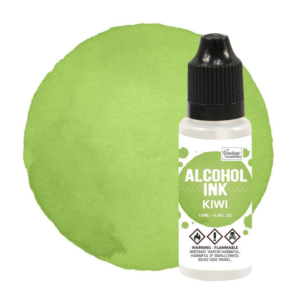 Couture Creations 12ml Limeade/Kiwi Alchohol Ink CO727316