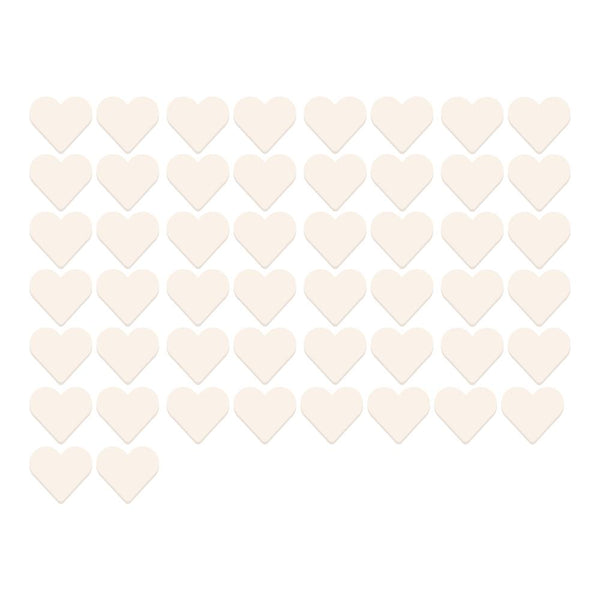 Couture Creations Alcohol Ink Applicator Tool Deluxe Heart Felt Refills (50 pack) CO727344