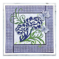 Craft Easy - English Boutique - Cutting Die - English Rose (Cr0000016)