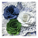Craft Easy - English Boutique - Cutting Die - Rolled Rose (Cr0000019)  1 Piece set