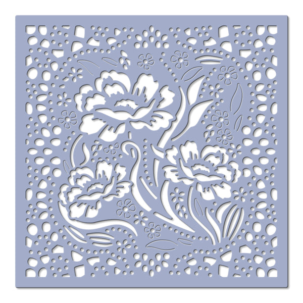 Craft Easy - English Boutique - Cutting Die - Floral Lace (Cr0000031)