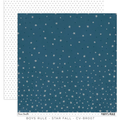 Cocoa Vanilla Studio - Boys Rule - Star Fall (CV-BR007)