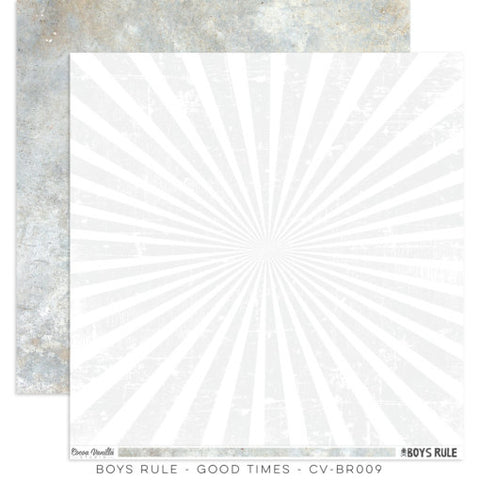 Cocoa Vanilla Studio - Boys Rule - Good Times (CV-BR009)